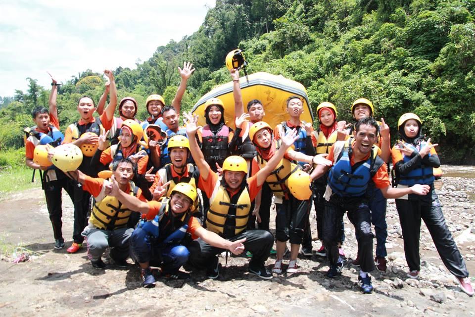 Outbound Pujon Rafting