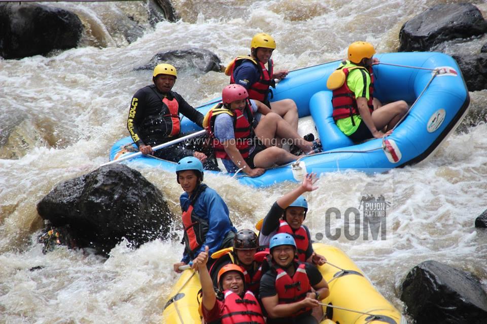 Rafting Malang Jawa Timur
