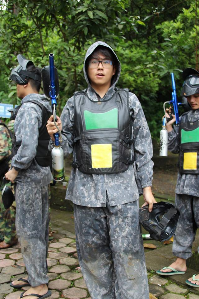 paintball malang , paitball batu, paket paintball batu malang