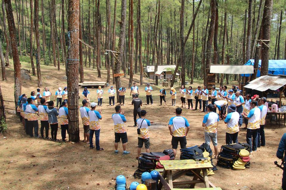 Outbound Rafting Pujon
