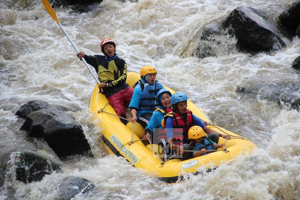 rafting di malang jawa timur