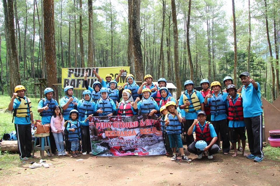 pujon rafting group