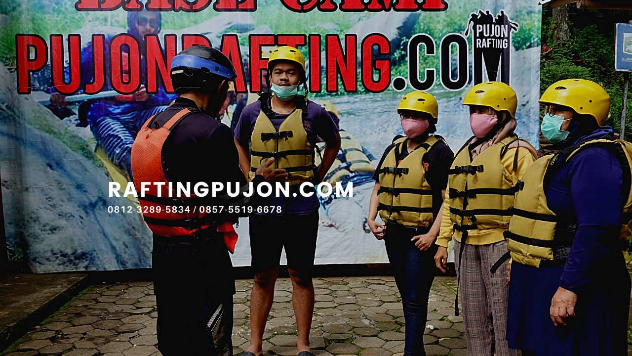 rafting di pujon
